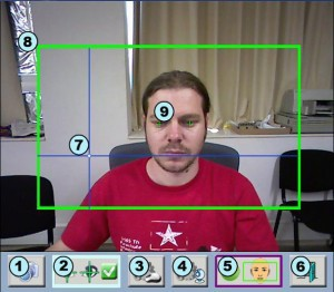 HEadmouse raton virtual para discapacidad motora
