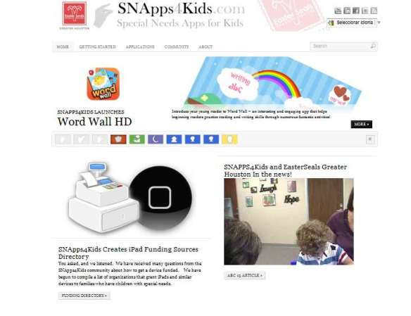 SNapps4kids