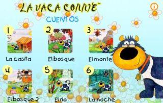 la vaca connie es un juego online para niños con necesidades educativas especiales