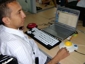 Recomendaciones para el uso de conmutadores en personas con discapacidad