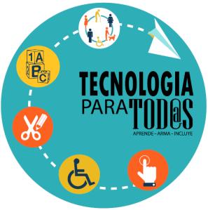Logo del proyecto Tecnología para Todos